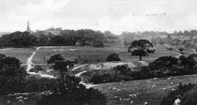 Hampstead Heath from the 1820's to the 1920's